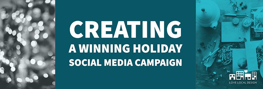 Holiday Social Media Post Header