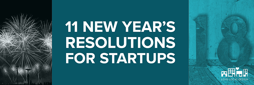 11 New Year Resolutions for Startups