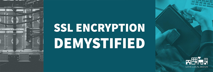 SSL Encryption Demystified header